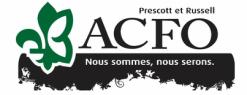 Association Canadienne-Française de l'Ontario ACFO Prescot Russell - http://www.acfopr.com/