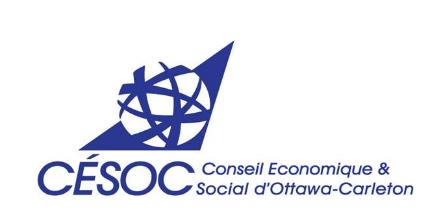 Conseil Économique et Social d'Ottawa-Carleton - http://www.cesoc.ca/index.php/fr/