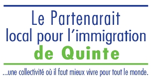 Partenariat local d'immigration à Quinte (PLIQ) - http://www.quintelip.ca/fr/indexfr.html